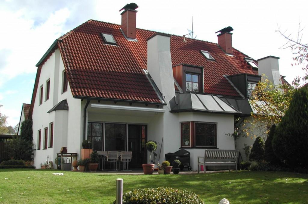 Haus B 01 Bestand