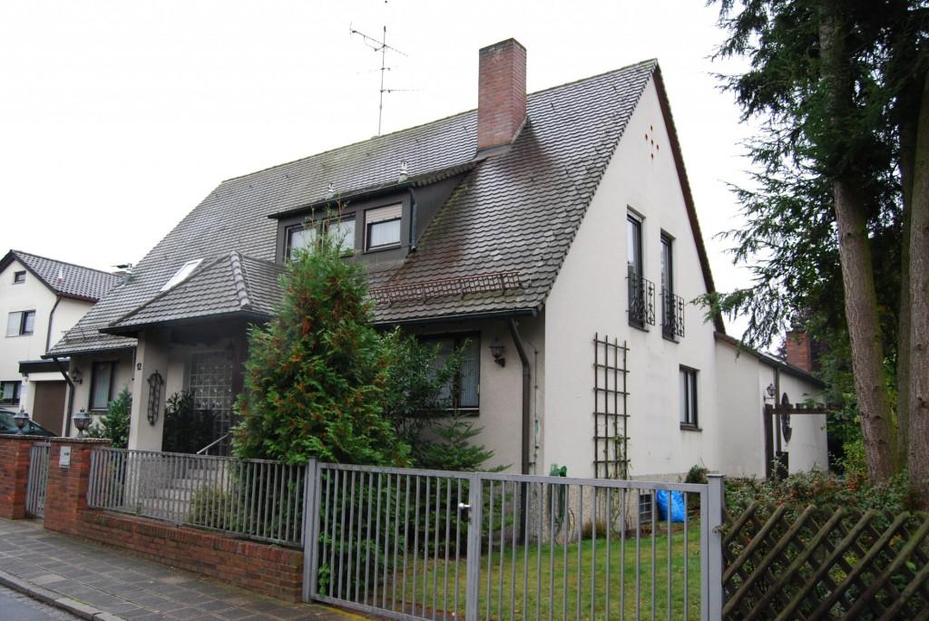 Haus BR 03 Bestand